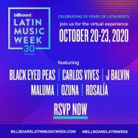 Billboard Announces New Dates For Latin Music Week 2020, Featuring J Balvin, Maluma, Photo