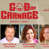GOD OF CARNAGE To Open JPAS 44th Season Photo