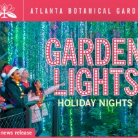 Tickets For GARDEN LIGHTS, HOLIDAY NIGHTS On Sale October 1