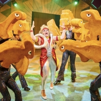 BWW Review: THE LEGEND OF ROCK, PAPER, SCISSORS Wins at First Stage