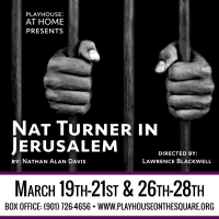 Playhouse On The Square's Digital Series Continues With Regional Premiere of NAT TURN Photo