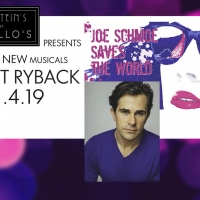 Feinstein's Presents MOSTLYNEWMUSICALS With LA Premiere Of Brett Ryback's JOE SCHMOE  Photo