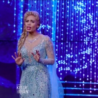 VIDEO: See FROZEN's McKenzie Kurtz and Ciara Renee Perform the Television Debut of 'I Photo