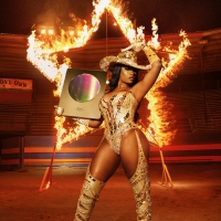Megan Thee Stallion Performs at the Apple Music Awards Photo
