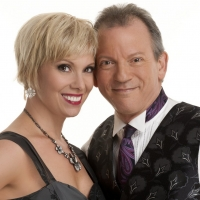 Michael Garin and Mardie Millit Return to the West Bank Café and Roxy Hotel Photo