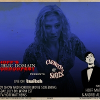 HOFF'S PUBLIC DOMAIN HORRORFEST Returns This Week With CARNIVAL OF SOULS Photo