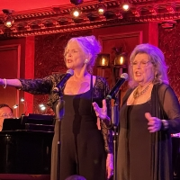 BWW Review: ANITA GILLETTE & PENNY FULLER Are A Wonder in SIN TWISTERS at 54 Below Photo