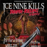 ICE NINE KILLS to Record Special 'THANX-KILLING' Hometown Show in Worcester, MA