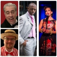 Dawn Derow, Jeremie Michael and Chuck Flowers to Join Upcoming PIANO BAR LIVE! Photo