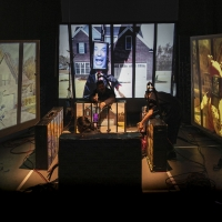 BWW Review: Gun Violence Abounds in the Experimental Digital Puppetry Show FEAR IN THE WESTERN WORLD at Target Margin Theater