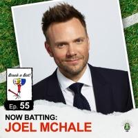 Joel McHale Talks Broadway, Baseball and COMMUNITY Reboot the BREAK A BAT! Podcast Photo