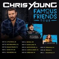 Chris Young Announces 2021 Headlining Tour Photo