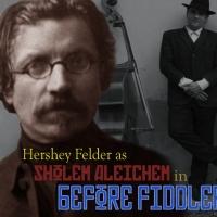 World Premiere of HERSHEY FELDER: BEFORE FIDDLER Will Stream to Benefit US Arts Organ Photo