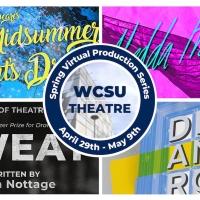WCSU Dept. Of Theatre Arts Presents Spring Virtual Production Series Photo
