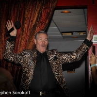 Photo Coverage: Rob Russell Brings Safari Night To Cabaret At Cafe Centro
