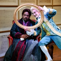 BWW Interview: Sidney Outlaw of MOZART AND SALIERI at Opera San José Finds Himself E Photo