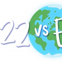 VIDEO: Watch a New Clip from Disney & Pixar's 22 VS. EARTH Photo