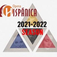 Opera Hispánica Announces 21/22 Season Featuring Nancy Herrera, Verónica Villarroel, Steve Photo