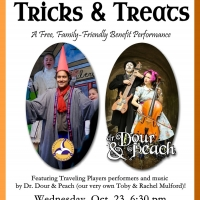 Traveling Players Performs TRICKS & TREATS On Tysons Plaza Photo