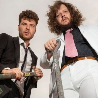 Blake Everett And Oliver Coleman Bring DIG THEIR OWN GRAVES at Adelaide Fringe Photo
