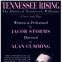 Jacob Storms' TENNESSEE RISING, Directed by Alan Cumming, to Play Tennessee Williams  Photo