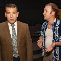 BWW Review: Slow Pacing and Poor Blocking Choices Hamper Consider This' THE ODD COUPLE Photo