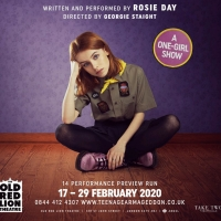 INSTRUCTIONS FOR A TEENAGE ARMAGEDDON Comes to The Old Red Lion Theatre