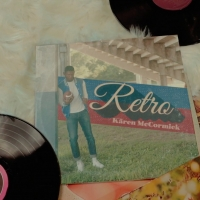 VIDEO: Kären McCormick Unveils 'Retro' Music Video Photo
