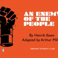 BWW Interview: Clark Nicholson of AN ENEMY OF THE PEOPLE at Gamut Theatre Group Photo