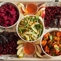 MOSS CAFE and MOSS PROVISIONS for Rosh Hashanah and Yom Kippur Photo