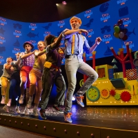 BLIPPI THE MUSICAL Comes To The North Charleston PAC