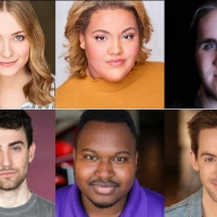 Cast Announced For Original Holiday Musical AMERICA'S BEST OUTCAST TOY Photo