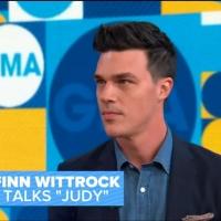 VIDEO: Finn Wittrock Talks JUDY on GOOD MORNING AMERICA