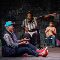BWW Review: RAIN FALLS SPECIAL ON ME at Ground Floor Theatre Photo