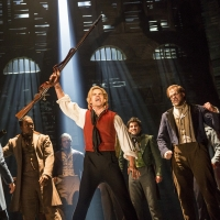 BWW Review: LES MISERABLES at Wharton Center Thrives With Reimagined Staging and An E Photo