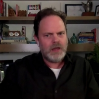 VIDEO: Rainn Wilson Imagines Dwight in a Pandemic on THE LATE LATE SHOW Video