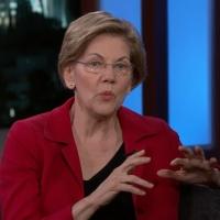VIDEO: Elizabeth Warren Talks Coronavirus and Bloomberg on JIMMY KIMMEL LIVE Video