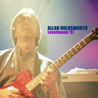 Allan Holdsworth's 'LEVERKUSEN '97' Will Be Released March 12 Photo