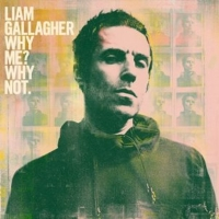 Liam Gallagher Releases Sophomore Solo Album WHY ME? WHY NOT. Photo