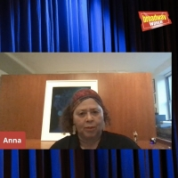 VIDEO: Anna Deavere Smith Visits Backstage LIVE with Richard Ridge- Watch Now! Photo