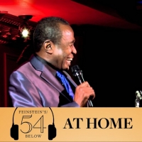 WATCH: Ben Vereen in 'Steppin' Out with Ben Vereen' on #54BelowAtHome at 6:30pm! Photo