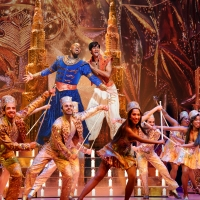 ALADDIN Cancels Additional Broadway Performances Through October 10th Due to Addition Photo