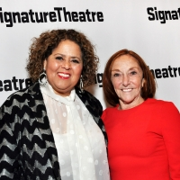 Signature Theatre Will Celebrate Anna Deavere Smith and Honor Nina B. Matis at Annual Photo