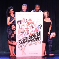 Return Engagement of FORBIDDEN BROADWAY: THE NEXT GENERATION Will Begin Tomorrow, January 15