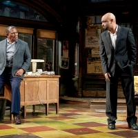 BWW Review: Arena Stage's JITNEY- A Joyous Celebration of August Wilson's Genius
