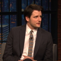VIDEO: Zach Woods Talks About Peeing His Pants on LATE NIGHT WITH SETH MEYERS