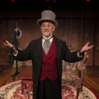 BWW Review: A CHRISTMAS CAROL: AS TOLD BY THE ONE MAN TO WHOM IT MATTERS at North Coast Re Photo