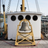 South Street Seaport Museum Announces Free Tours Of LightshipAmbrose Beginning in A Photo