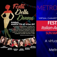 MetropolitanZoom Presents FESTA DELLA DONNA Photo