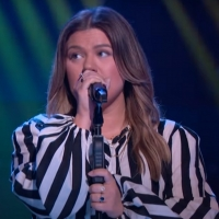 VIDEO: Kelly Clarkson Covers 'Get Lucky' Photo